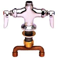 """Deck Mount 4"""" Centerset Faucet"""