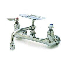 Wall Mounted Faucets with Soap Dish