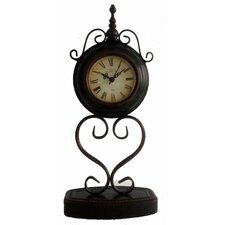 Table Clock with Base