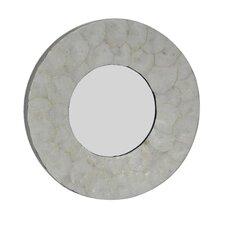 Capiz Shell Frame Mirror