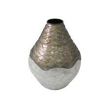 Capiz Vase