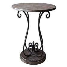 Tall End Table