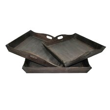 <strong>Cheungs</strong> Serving Trays (Set of 3)