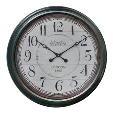 "Oversized 24.25"" Wall Clock"