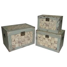 Checker Trunk (Set of 3)