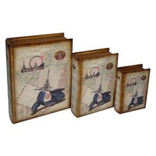 Scooter Book Box (Set of 3)