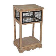 1 Drawer Wire Cabinet