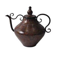 Decorative Teapot Figurine