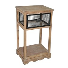 1 Drawer Wire Cabinet