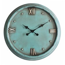 "Oversized 24.5"" Wall Clock"