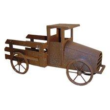 Rustic Truck Garden Accessory