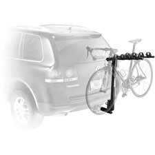 "Parkway 4 Bike Carrier with 1.25"" Receiver"