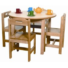 <strong>A+ Child Supply</strong> Kids Table and Chair Set