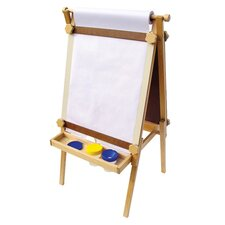 Adjustable Easel with Black / Dry Erase Board