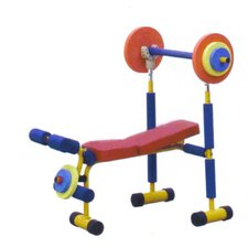 <strong>A+ Child Supply</strong> Weight Bench