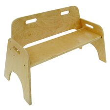 Stackable Seat Kid's Bench