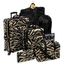 Excursion 7 Piece Luggage Set