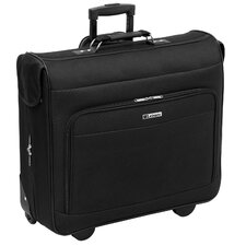 "Wheeled 44"" Garment Bag in Black"