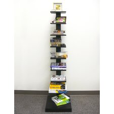 Spine Standing Book Shelves