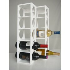 Rutherford 5 Bottle Tabletop Wine Rack (Set of 2)