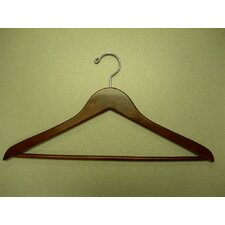 <strong>Proman Products</strong> Genesis Flat Suit Hangers (Set of 50)