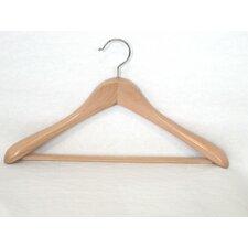 Taurus Wide Shoulder Suit Hanger (Set of 12)