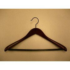Taurus Contour Suit Hanger (Set of 12)