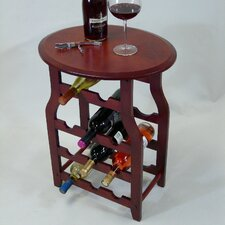 Apachi 11 Bottle Wine Rack