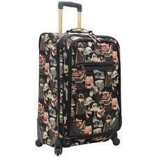 "Hat's Off 24"" Spinner Suitcase"