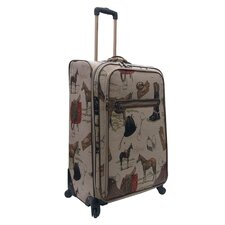 "Pony Up 28"" Expandable Spinner Suitcase"