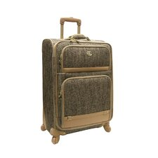 "Boutique 20"" Expandable Spinner Suitcase"