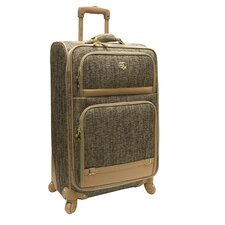 "Boutique 28"" Expandable Spinner Suitcase"