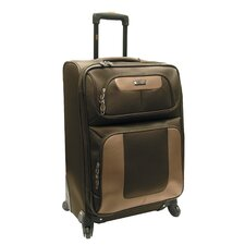 "Lucas Radar 27"" Expandable Spinner Suitcase"