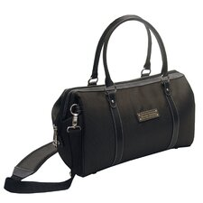 Bill Blass Harbor Framed Satchel