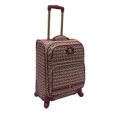 "Monte Carlo 20"" Expandable Spinner Suitcase"