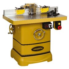 PM2700 Shaper 5HP, 3Ph DRO with Casters