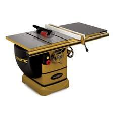 "PM2000 5 HP Single Phase Table Saw With 30"" Accu-Fence System and Rout-R-Lift"