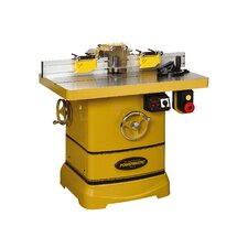 PM2700 3 HP 1 Phase Shaper Saw with Casters