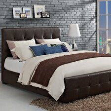 <strong>DHP</strong> Florence Upholstered Bed