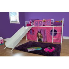 Curtain Set for Loft Bed