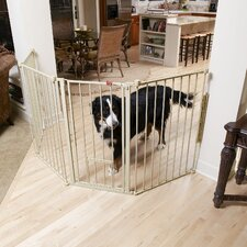 "<strong>Carlson Pet Products</strong> 24"" Gate Extension for 1510PW Flexi Pet Gate"
