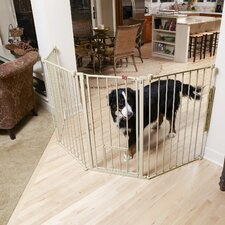 <strong>Carlson Pet Products</strong> Flexi Pet Gate