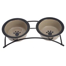 Buddy's Best Elevated  Dog Feeder