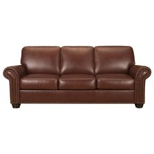 Easton Leather Living Room Collection