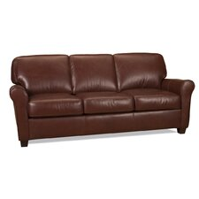Kathy Leather Living Room Collection 2 Piece Set
