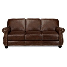 Matthews Leather Living Room Collection