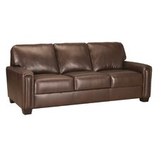 Mathew Leather Sofa