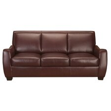 Matheson Leather Living Room Set