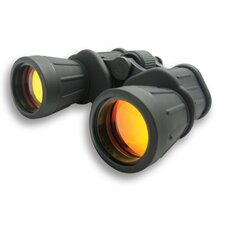 <strong>NcSTAR</strong> 10x50 Binoculars with Ruby Lens in Black