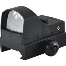 Green Dot Sight with Automatic Brightness in Black